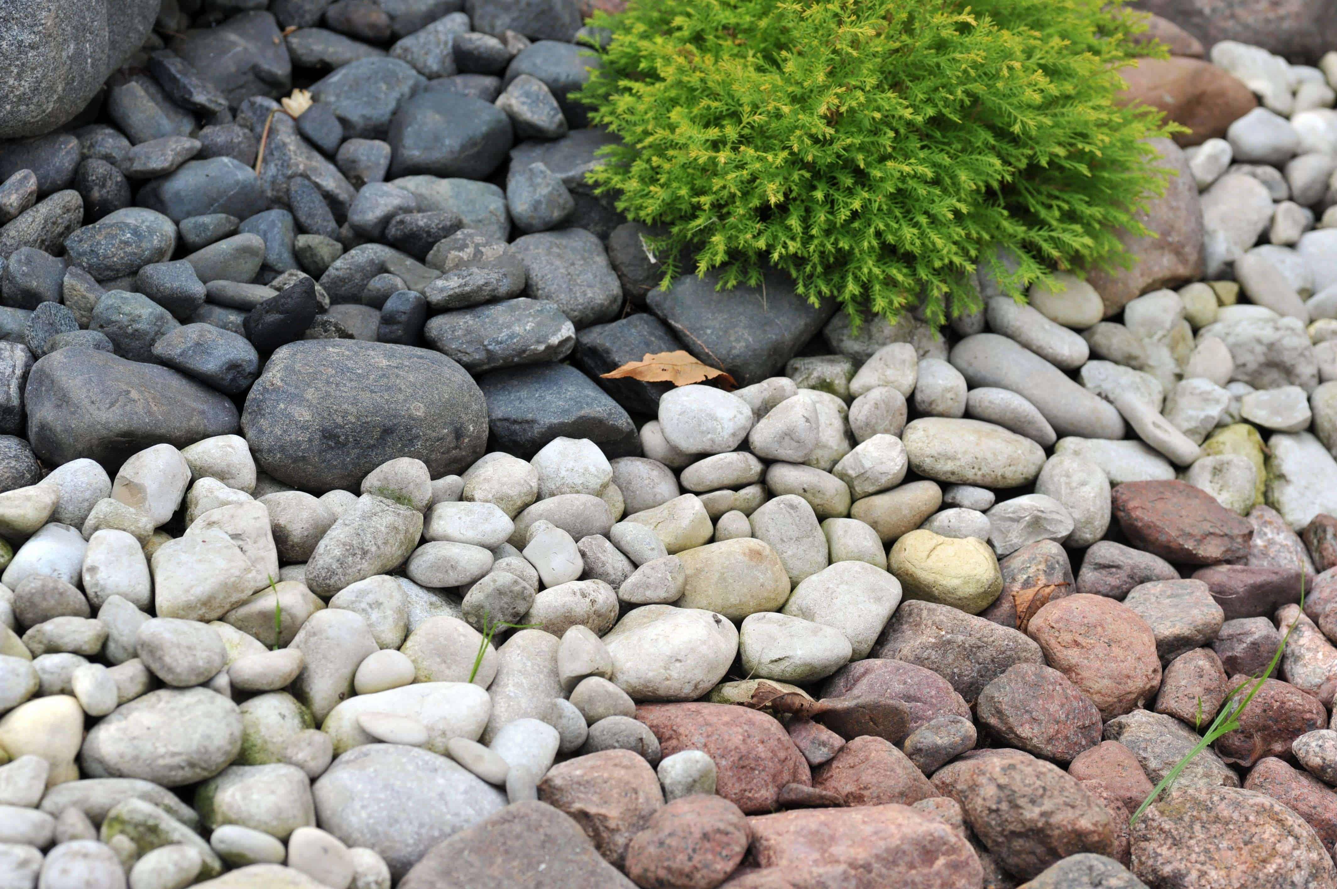 Lovely Types Of Landscaping Rocks