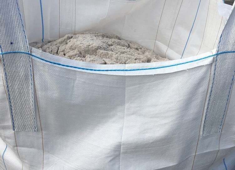 Bulka Bag White Washed Sand