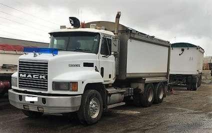 Truck Hire & Earthmoving
